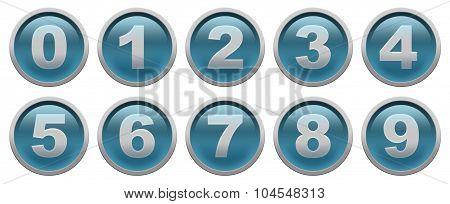 Digit Buttons