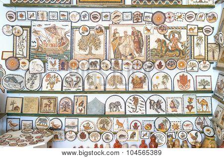 The Stone Mosaics