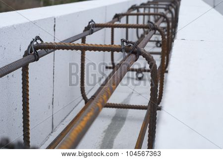Reinforcing Cage