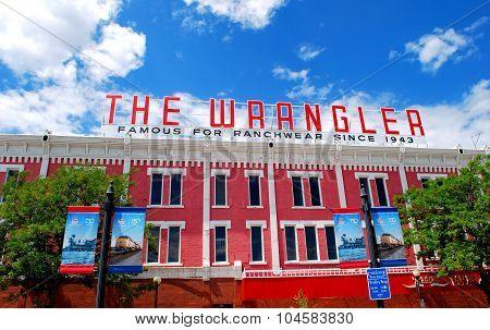 The Wrangler.