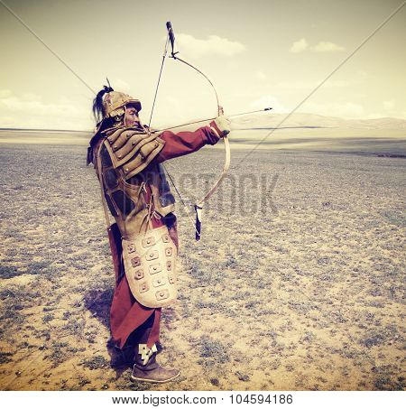 Historical Hunting Independent Mongolia Battlefield Concept