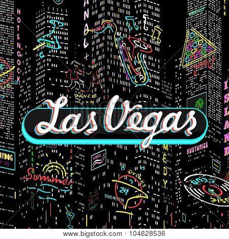 Vector Inscription Las Vegas