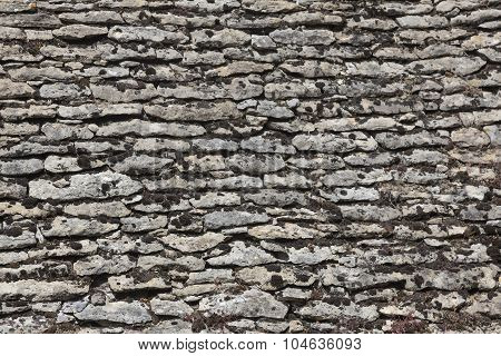 Roofs Of The Perigord, Beynac-et-cazenac, Dordogne, Aquitaine, France