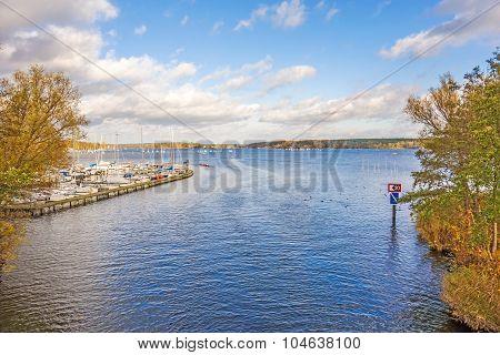 Lake Wannsee, Berlin