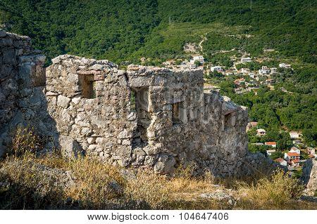 Haj-Nehaj ancient fortress tower