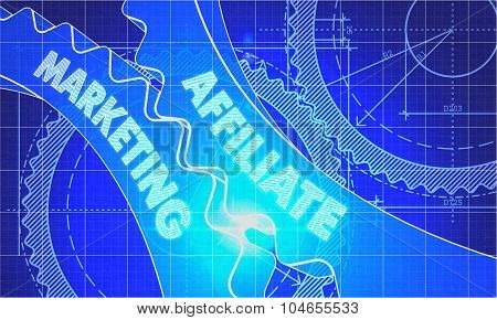 Affiliate Marketing on Blueprint of Cogs.