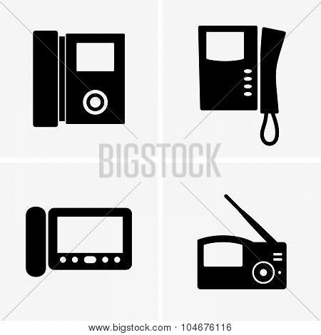 Video intercoms