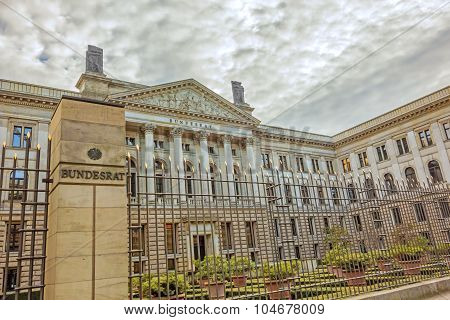 German Bundesrat, Berlin