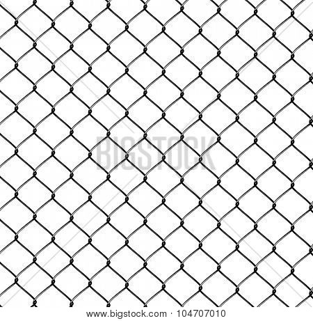 Realistic Steel Netting