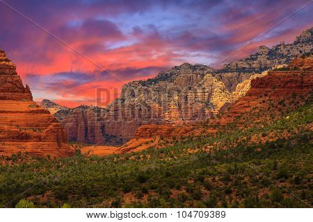 Sedona Arizona Sunrise