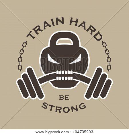 Vector Fitness Emblem