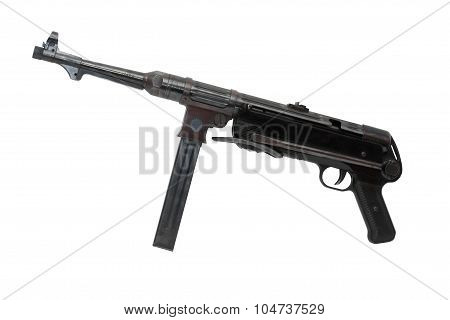 German Machinegun