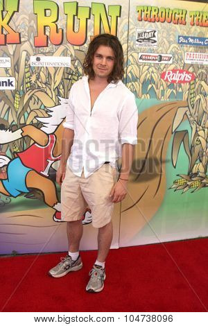 LOS ANGELES - OCT 9:  Riley Bodenstab at the Celebrities Salute the Military at Corn Maze at the Big Horse Feed and Mercantile on October 9, 2015 in Temecula, CA
