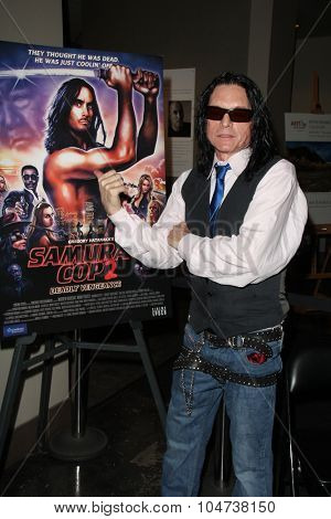 LOS ANGELES - OCT 9:  Tommy Wiseau at the