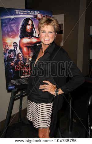 LOS ANGELES - OCT 9:  Kristine DeBell at the