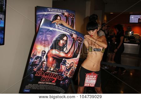 LOS ANGELES - OCT 9:  Bai Ling at the