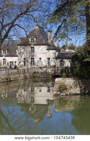 Castle Of Azay-le-rideau, Indre-et-loire, France