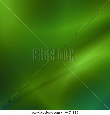 Background green abstract design