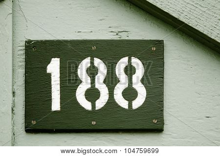 Stencil Numbers