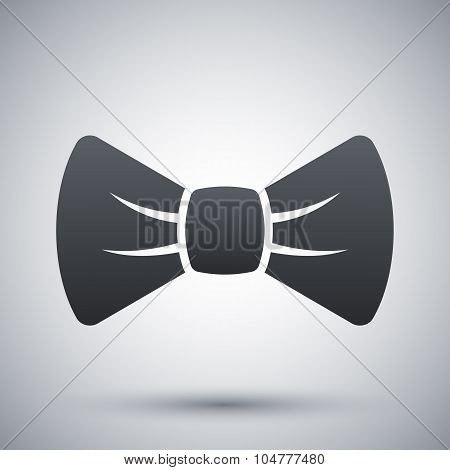 Vector Bow Tie Icon