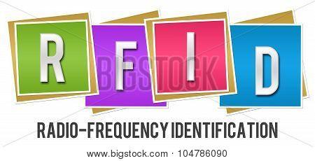 RFID Colorful Blocks