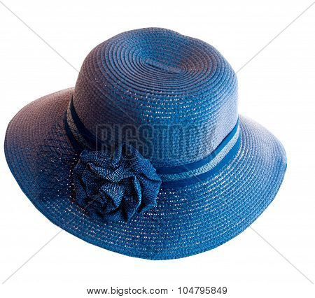Women's Blue Hat