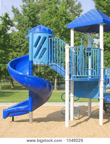Slide Play Area