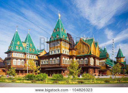 Russian Mansion