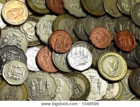 Modern Jamaican Coins