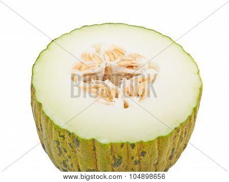 Ripe Melon Pela De Sapo