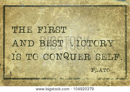 Best Victory Plato