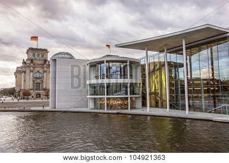 Paul-loebe-haus, Berlin