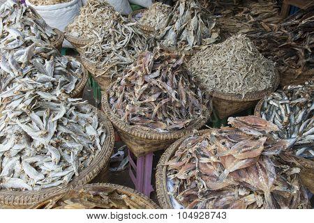 Asia Myanmar Mandalay Market