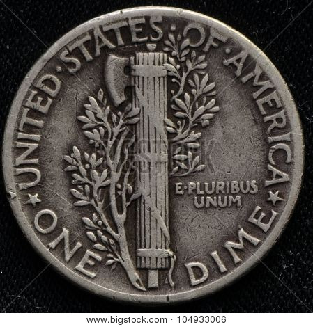 United States Silver Dime