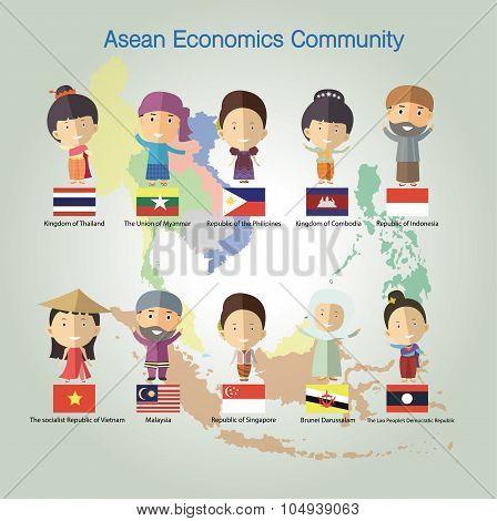 AEC Asian Economic Community