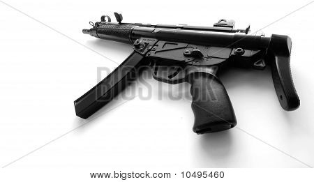 Mp5 Automatic Machine Pistol
