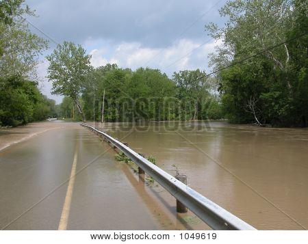 Cuyahoga Valley Flood 2004