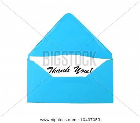 Envelope With Gratitude