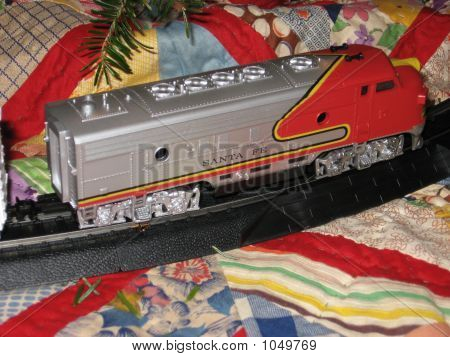 Electric Train Engine