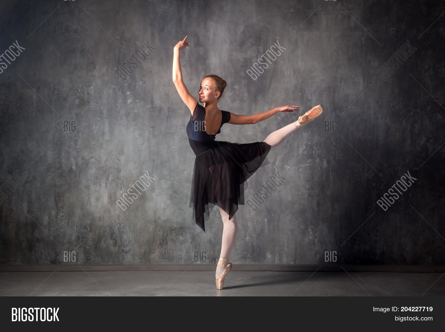 Young Beautiful Ballet Image Photo Free Trial Bigstock
