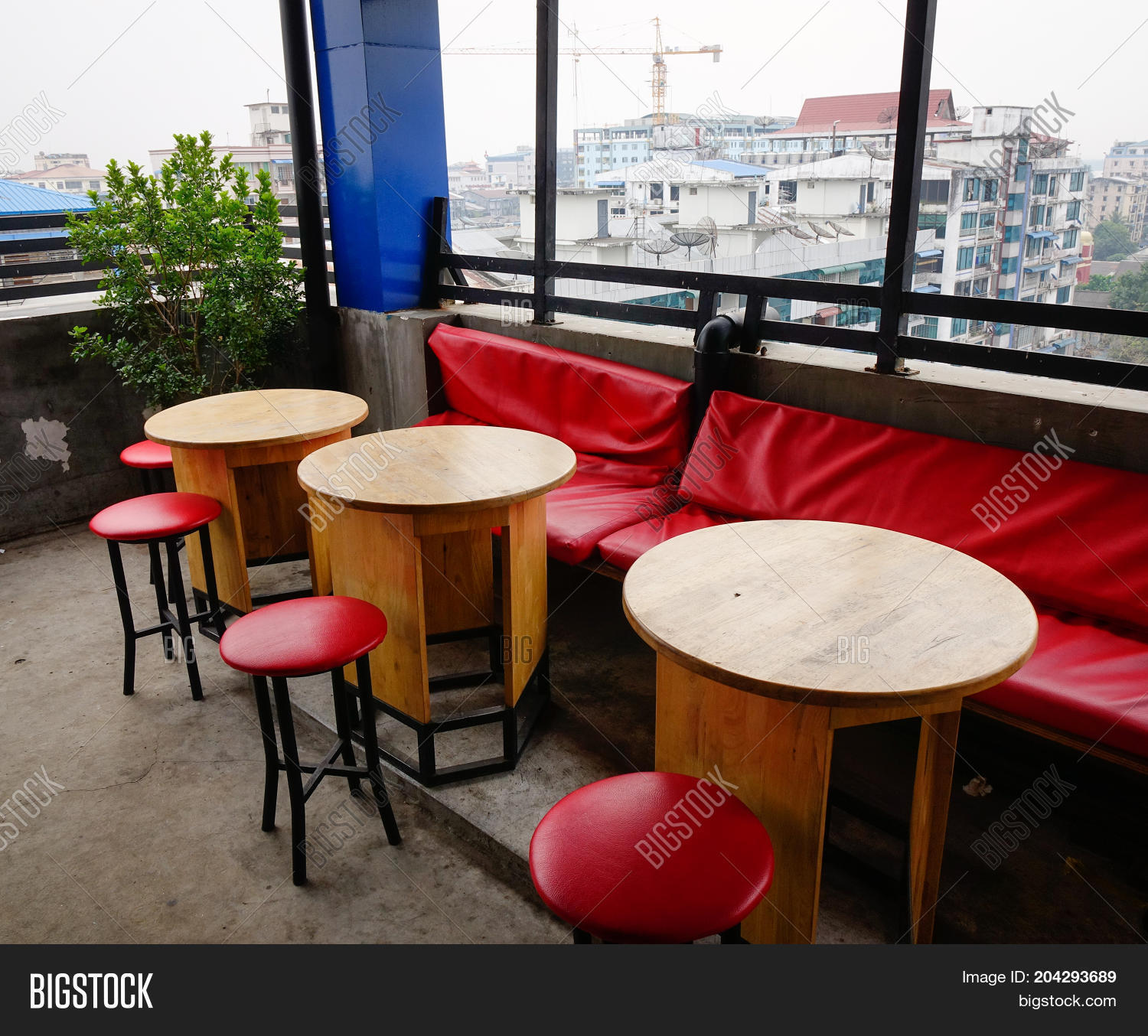 Chairs Tables Coffee Image Photo Free Trial Bigstock