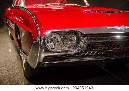 1963 Ford Thunderbird Italien Concept