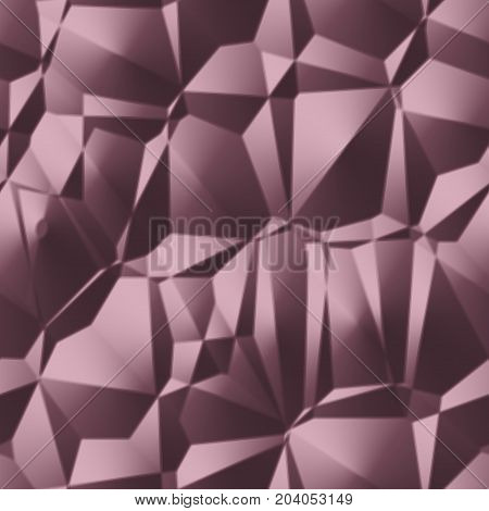 Powder old pink seamless modern drapery ripple design