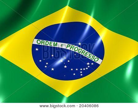 Brazil. National Flag