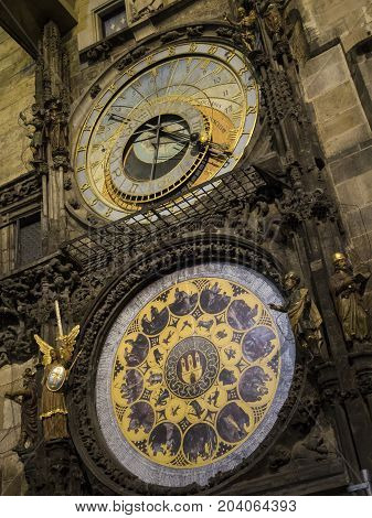 Astronomic Clock Praga