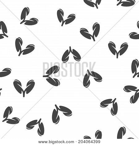 Lungs seamless pattern. Vector illustration for backgrounds