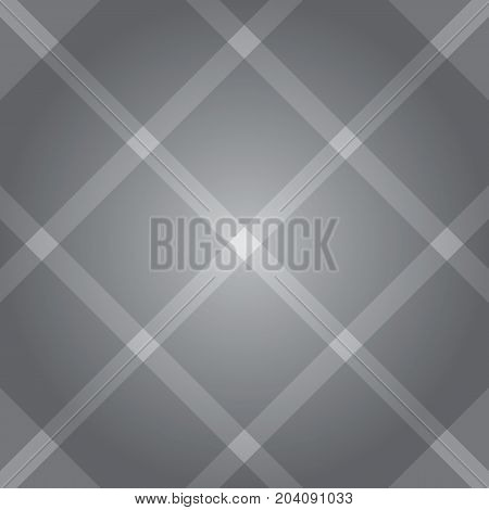 Create vintage style of grey striped pattern background stock vector