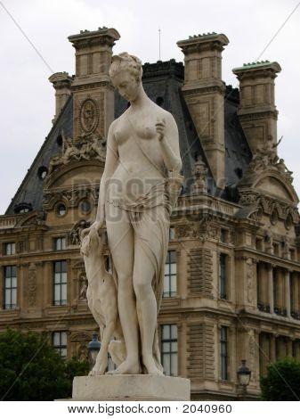 Woman Statue