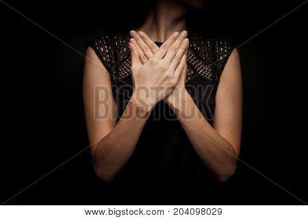 Sign Language of word