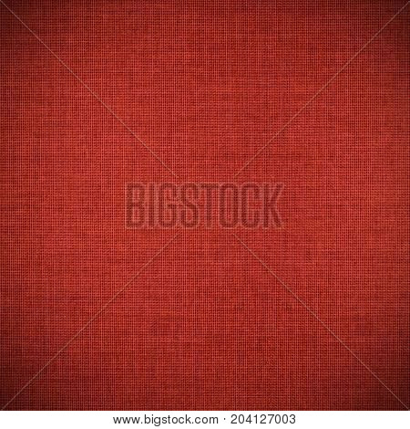 Red Abstract Canvas Background